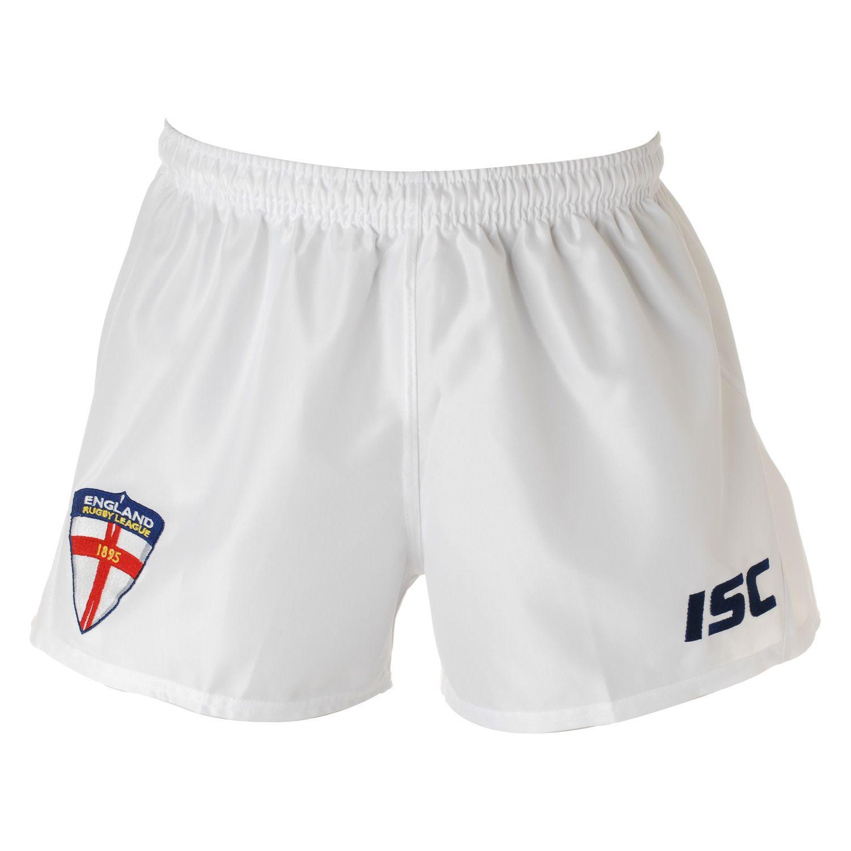 England Rugby League Mens Home Short 2011