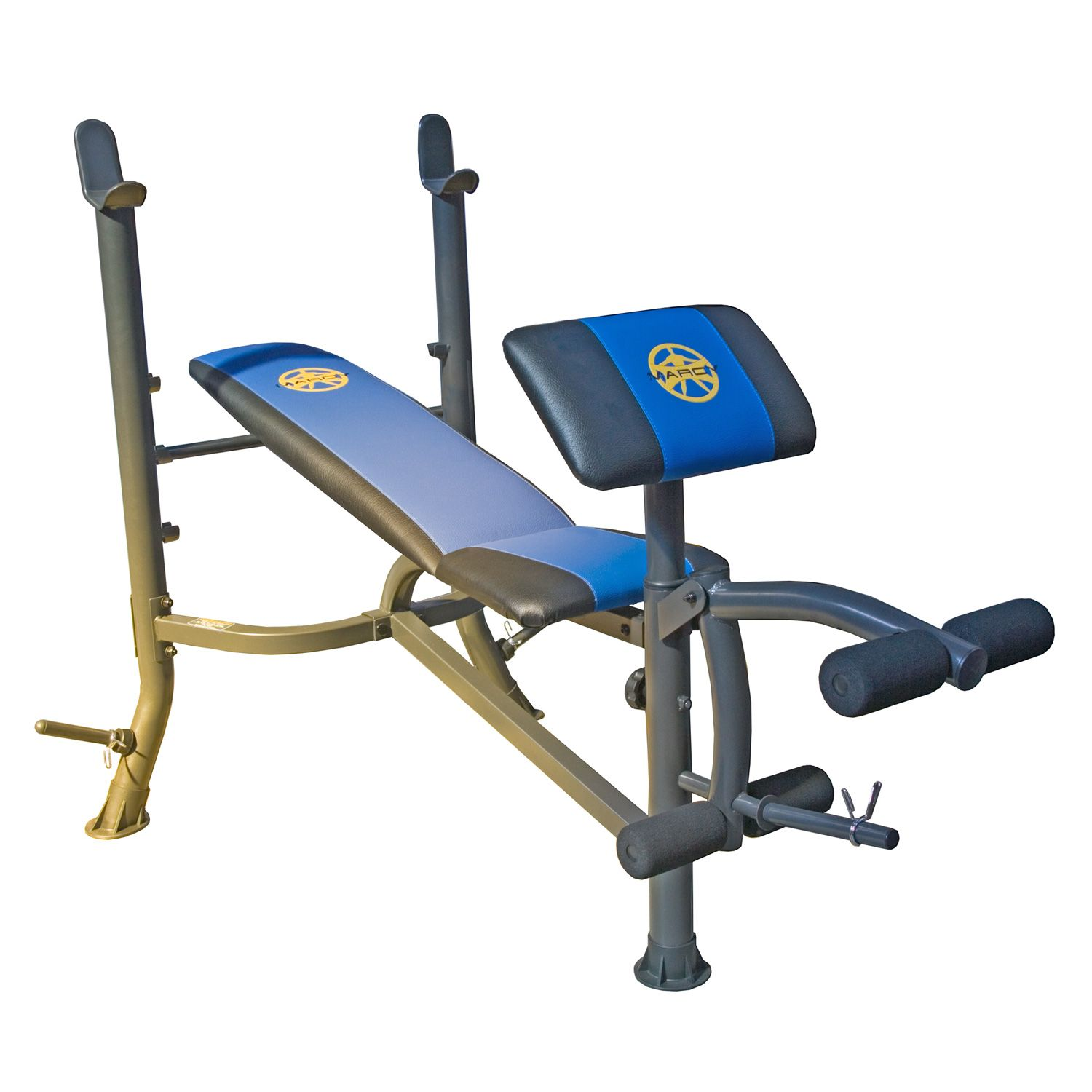 Marcy Wm367 Weight Bench Ebay