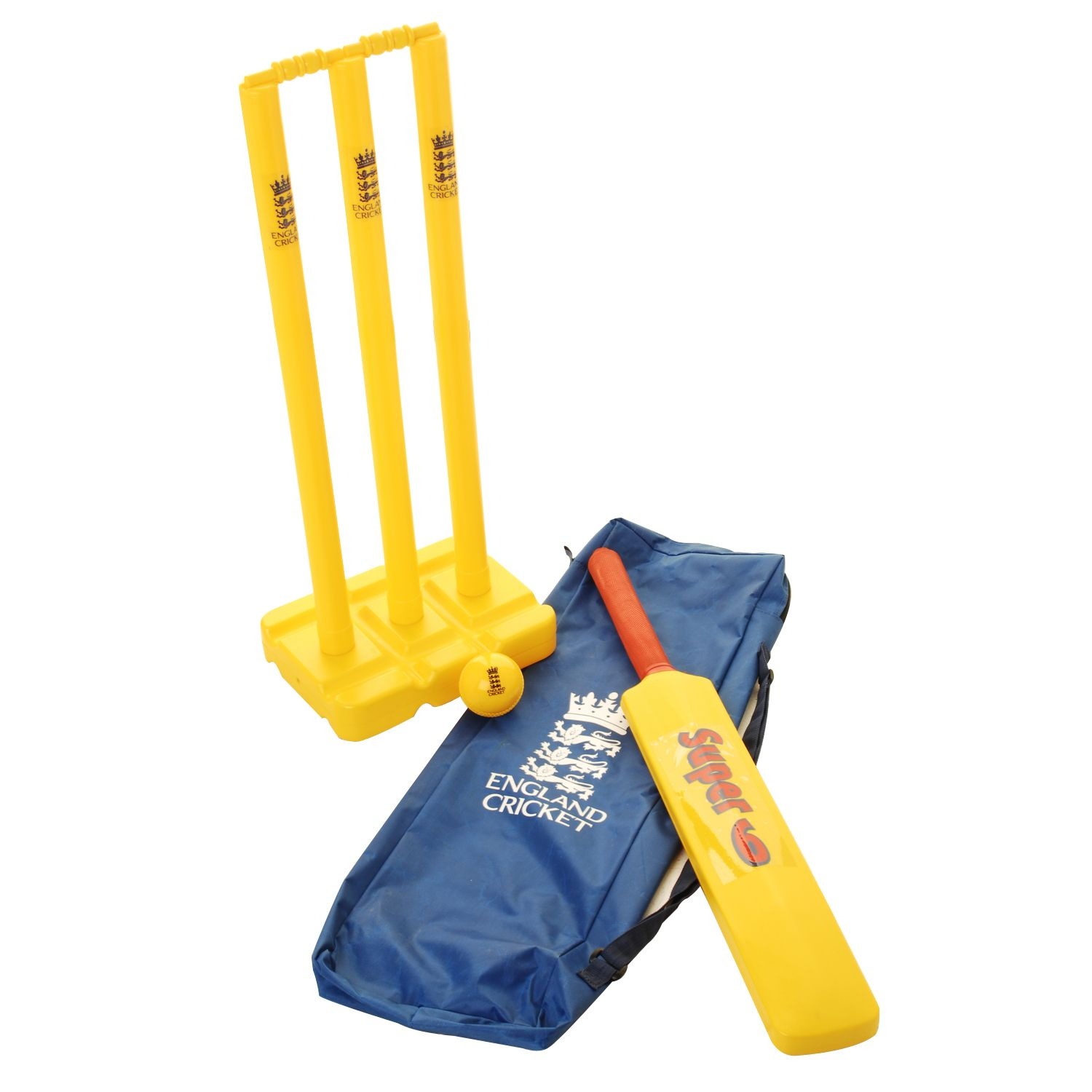 ECB-Super-6-Plastic-Cricket-Set