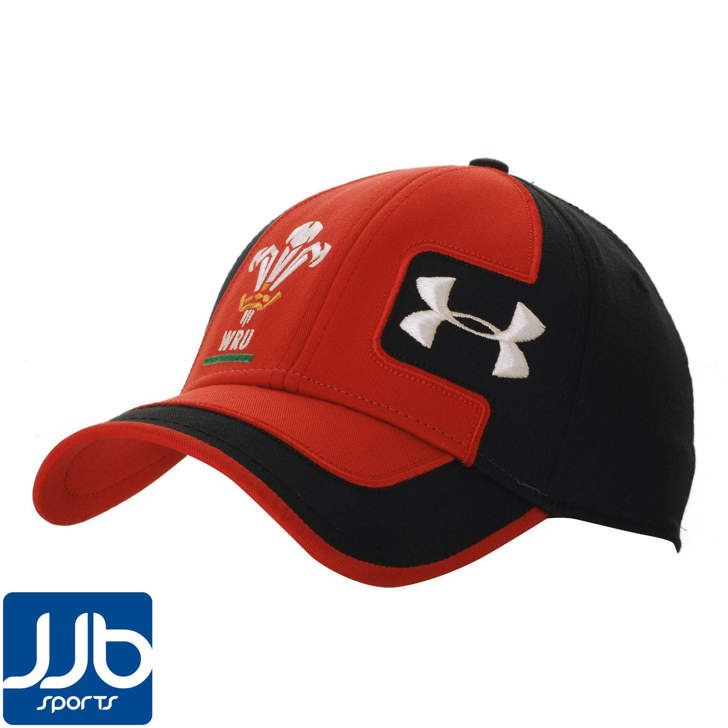 Wales-Under-Armour-Sideline-StretchFit-Cap