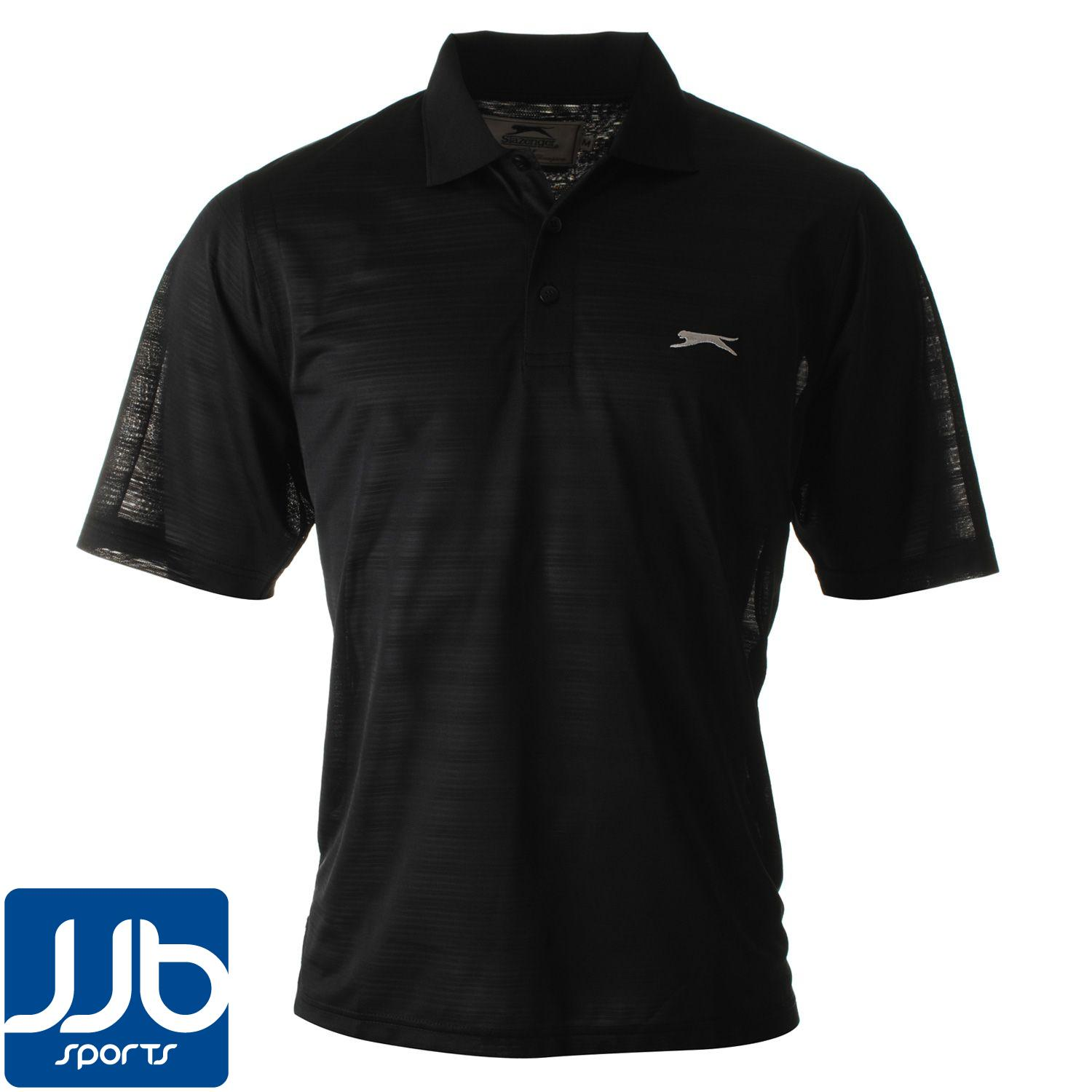 Slazenger-Plain-Texturised-Golf-Polo