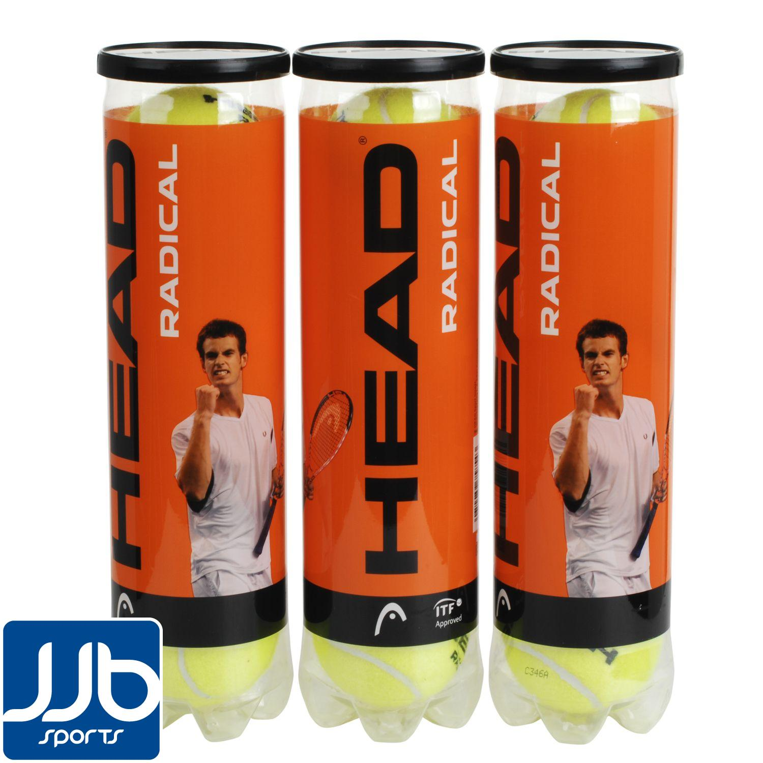 Head-Radical-Tennis-Balls