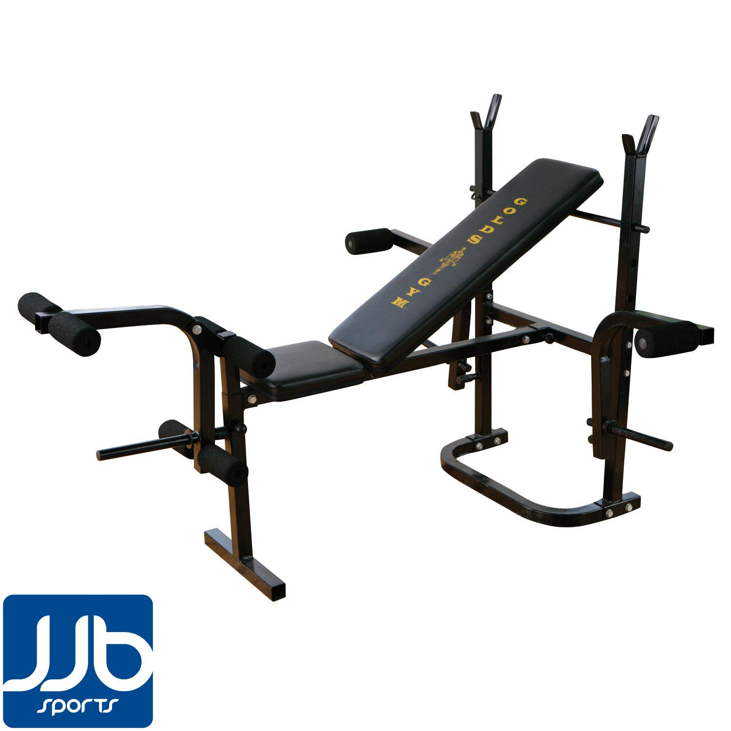 Golds Gym Multi Purpose Weight Bench Ebay