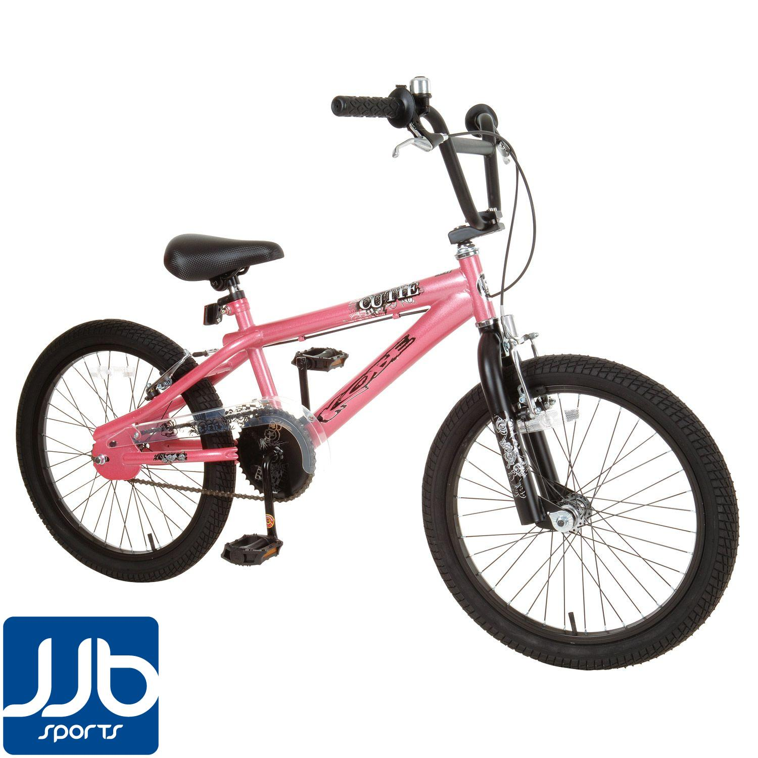 Kobe Cutie Bmx 20 Girls Bike Ebay