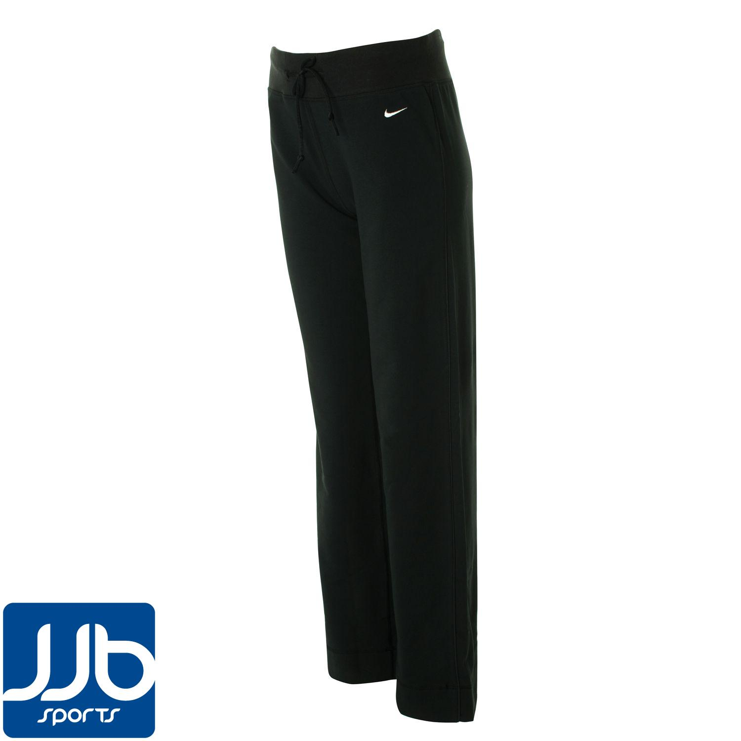 Creative Off Nike Pants  SALEWomen39s Nike Drifit Black Drawstring Pant