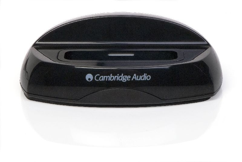 CAMBRIDGE AUDIO ID10 Black iPod Dock - iPod not included Black Enlarged Preview