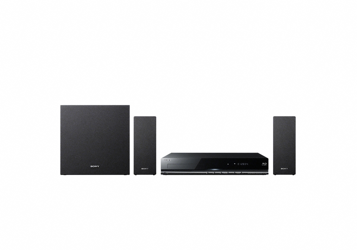 sony bravia bdv ef200 black 2 1 channel blu ray 3d home cinema system ebay. Black Bedroom Furniture Sets. Home Design Ideas