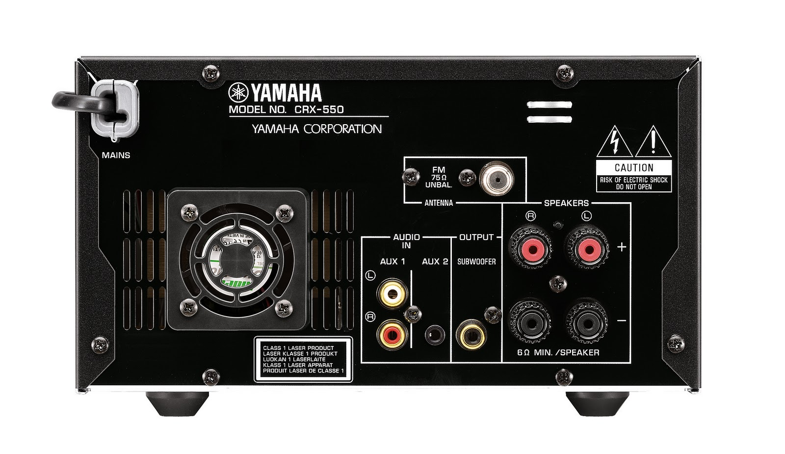 richer sounds yamaha crx 550 cd receiver ipod dock ipod