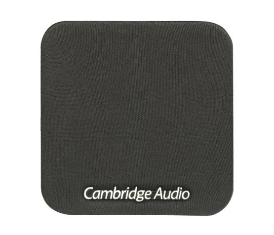 Richer Sounds. Cambridge Audio MINX MIN11. Black Single Speaker. 200RMS Output.