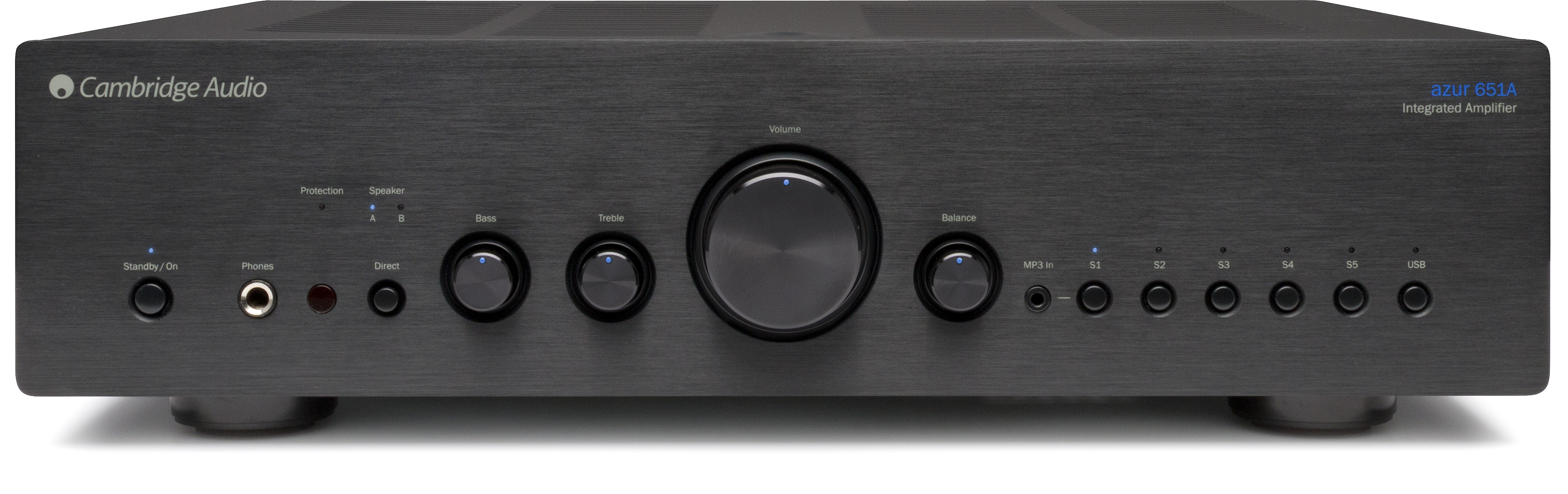Azur 651A - Premium integrated amplifier Cambridge Audio