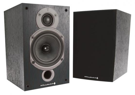 WHARFEDALE DIAMOND 9.0 Black Speakers Per Pair (Magnetically Shielded - 6 ohms) Enlarged Preview