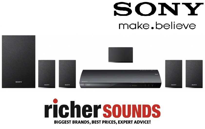 sony home theater sound system. sony bdv-e190 5.1 channel 3d blu-ray 300 watt home cinema surround sound system sony theater