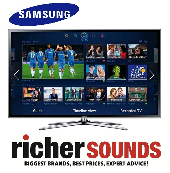 Richer Sounds Samsung UE40F6320 40