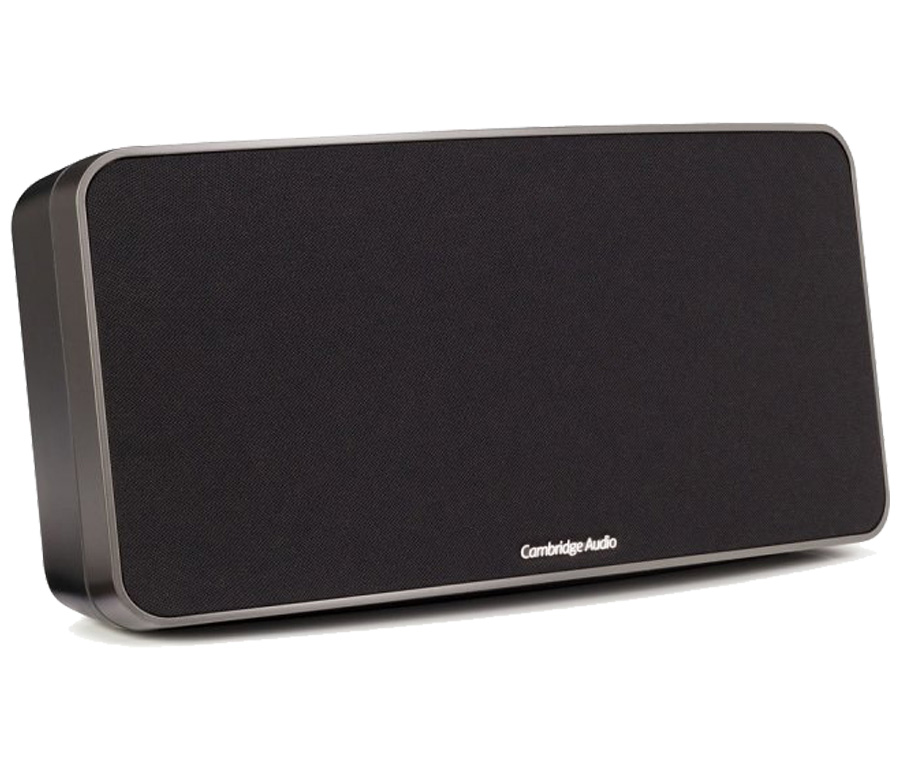 Richer Sounds CAMBRIDGE AUDIO MINX AIR 100 Black Wireless Music System