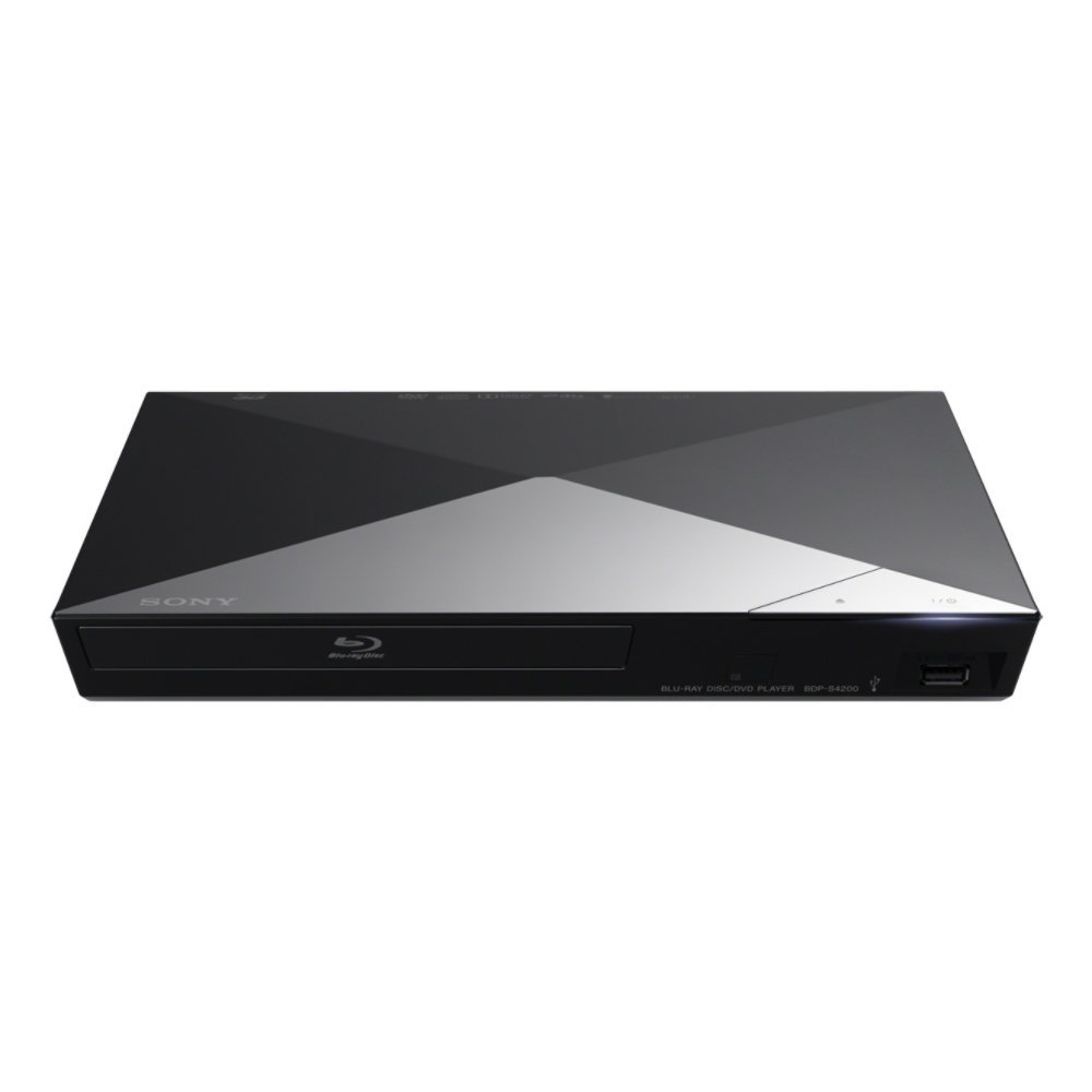 Sony Smart 3D Blu-ray Player BDPS4200 in Black USB Media Player - Richer Sounds