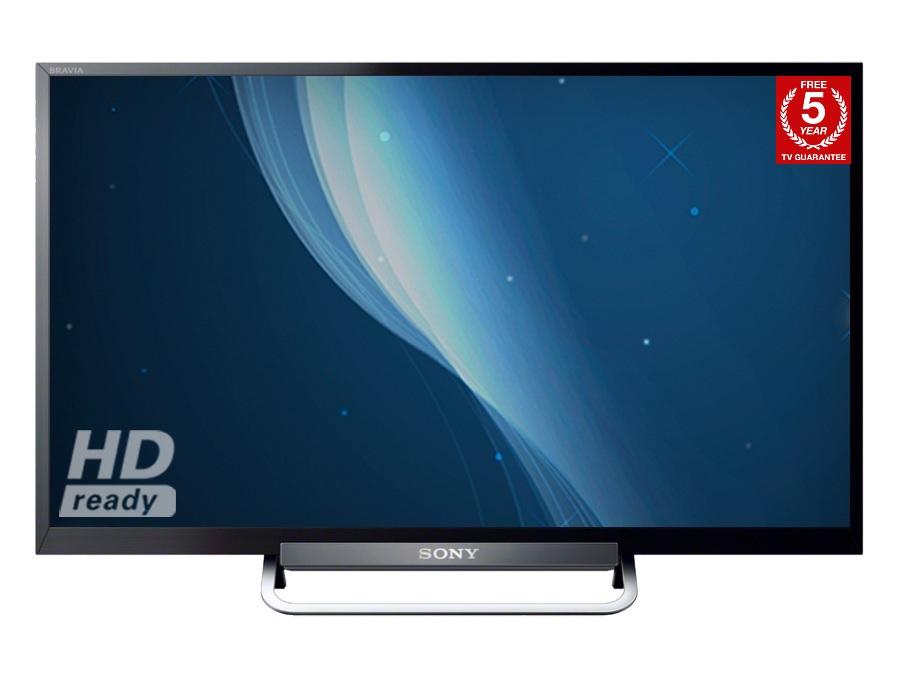 Sony bravia kdl24w605 24 led smart tv with freeview hd in black richer sounds ebay - Sony bravia logo hd ...