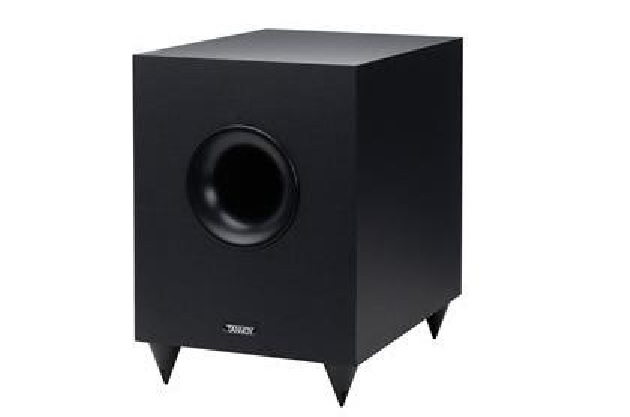 TANNOY SFX SUB Black Active Subwoofer 100Watts Speaker Sub Richer Sounds