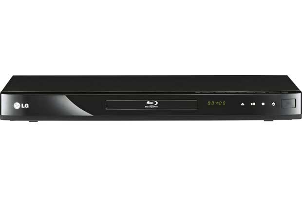 LG BD555 Blu-ray and DVD player Upscaling 1080p  Black Enlarged Preview