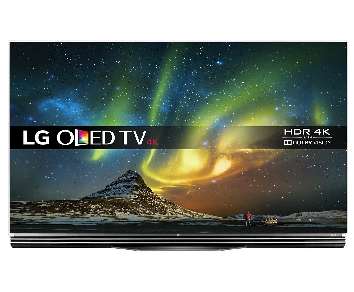 lg oled55e6v 55 inch 3d smart 4k ultra hd hdr led tv built in freeview play. Black Bedroom Furniture Sets. Home Design Ideas