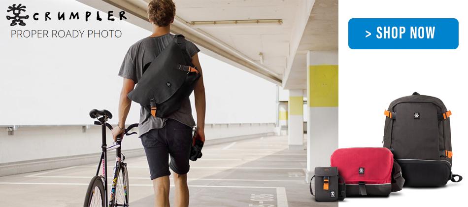 Crumpler Proper Roady Bags
