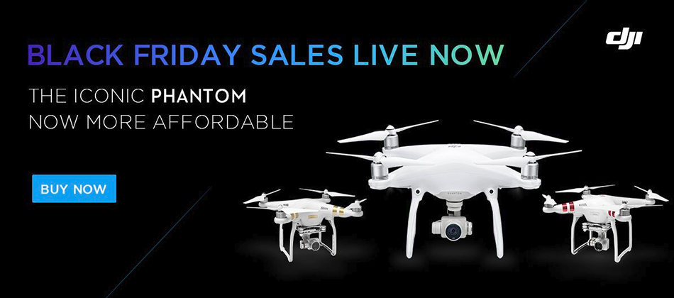 DJI Black Friday Deals
