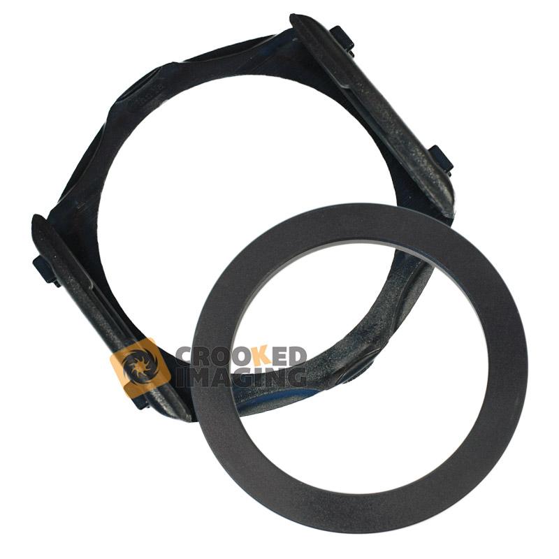 Kood-P-Series-Lens-Filter-Holder-58mm-Adaptor-Ring-Kit-Fits-Cokin-Hitech