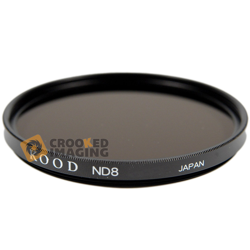 Kood 72mm 72 ND8 3 Stop ND Neutral Density Digital & Film Camera Lens Filter -UK
