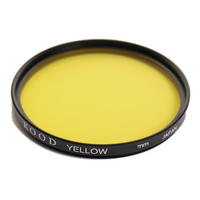 Kood Yellow 49mm 49 Black & White B&W Digital and Film Camera Lens Filter - UK