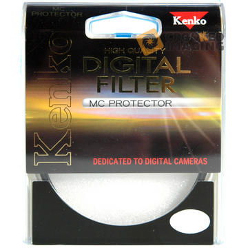 Kenko By Hoya 49mm 49 Multi-Coated MC Digital Protection Camera Lens Filter - UK Preview