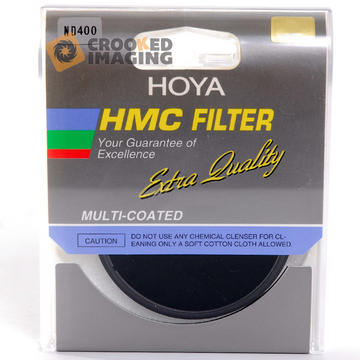 Hoya 58mm 58 HMC NDX400 9 Stop ND Neutral Density Digital Camera Lens Filter -UK Preview
