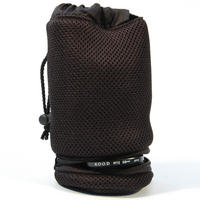 Kood Padded Camera Lens & Filter Pouch / Case - 80 x 170mm - Large - UK Thumbnail 1