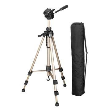 Hama Star 61 Tripod Digital Camera Aluminium Tripod with QR Pan Head & Bag - New