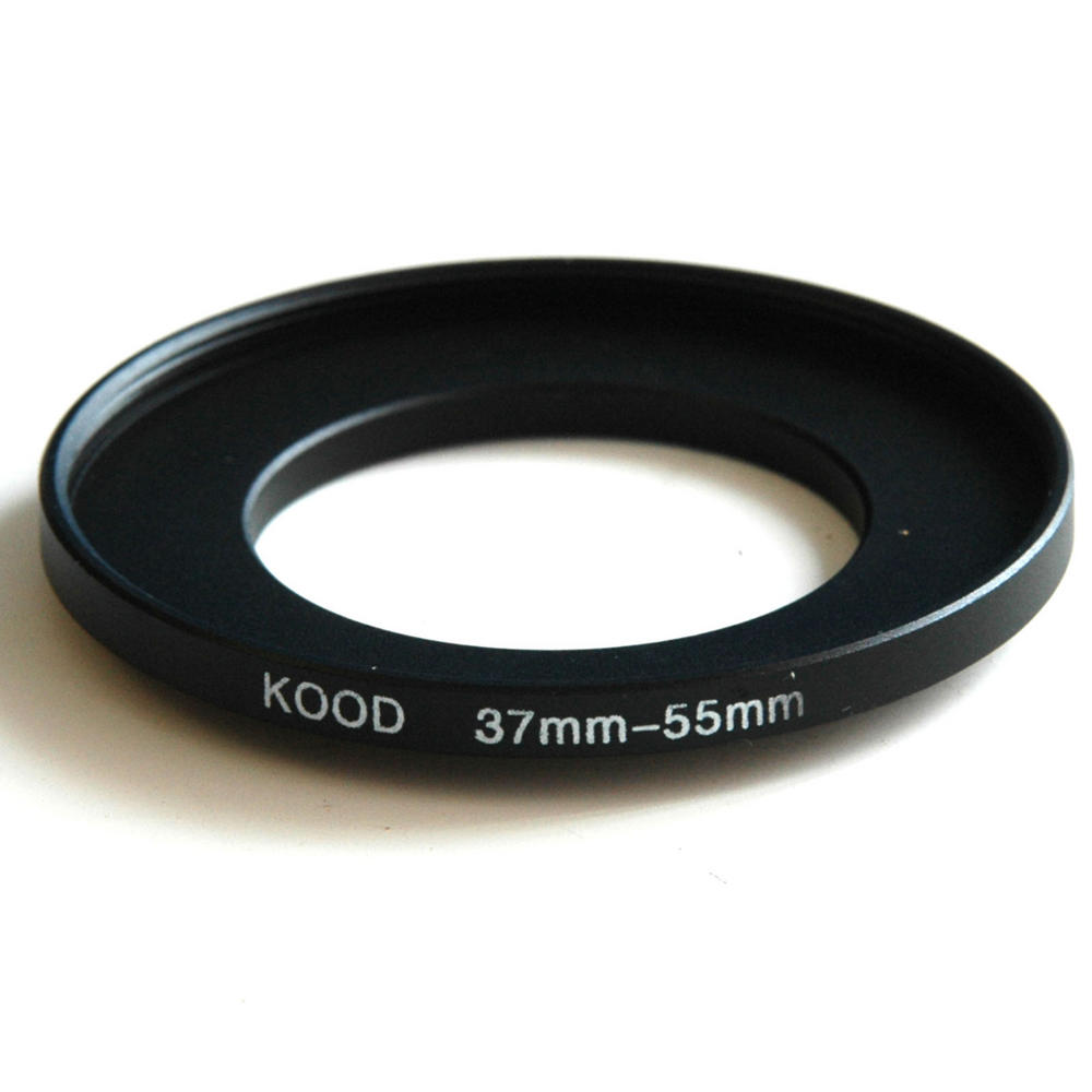 Kood 37mm - 55mm Lens Stepping Step Up Filter Adapter Ring