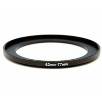 Kood 62mm - 77mm Lens Stepping Step Up Filter Adapter Ring