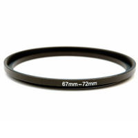 Kood 67mm - 72mm Lens Stepping Step Up Filter Adapter Ring