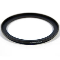 Kood 72mm - 82mm Lens Stepping Step Up Filter Adapter Ring