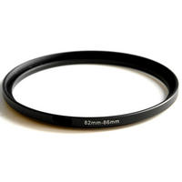 Kood 82mm - 86mm Lens Stepping Step Up Filter Adapter Ring