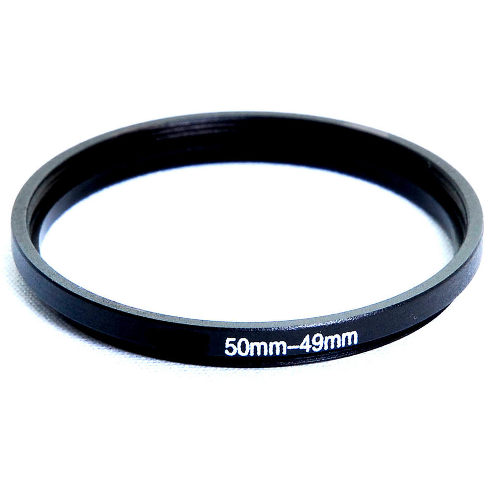 Kood 50mm - 49mm Lens Stepping Step Down Filter Adapter Ring - 50 to 49 mm