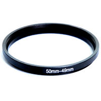 Kood 50mm - 49mm Lens Stepping Step Down Filter Adapter Ring - 50 to 49 mm Thumbnail 1