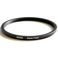 Kood 82mm - 77mm Lens Stepping Step Down Filter Adapter Ring - 82 to 77 mm Thumbnail 1