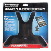 Delkin Fat Gecko iPad 1 Mount Support - Mount your iPad Anywhere ! - UK