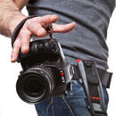 B-Grip Rubber HandStrap Plus - DSLR Camera Hand Strap Grip - Inc QR Plate - UK Thumbnail 4