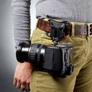 Spider Black Widow Holster Single Digital SLR Camera Support System - UK Thumbnail 3