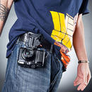 Spider Black Widow Holster Single Digital SLR Camera Support System - UK Thumbnail 2