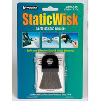 Kinetronics 30mm StaticWisk Anti-Static Cleaning Brush Cleaner - Static Wisk
