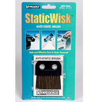 Kinetronics 60mm StaticWisk Anti-Static Cleaning Brush Cleaner - Static Wisk