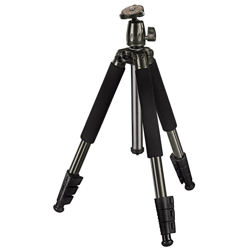 Hama Traveller Mini Pro Digital Camera Aluminium Tripod with Ball Head & Bag