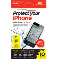 Protect Your iPhone Smart Sleeve - Fits all iPhones & iPod Touch - 10 Sleeves