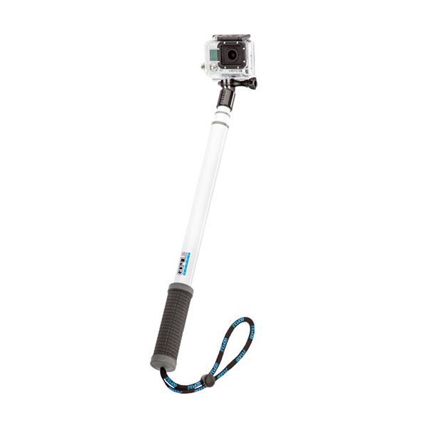 GoPole Reach Telescoping Pole Mount Handle For GoPro Hero & 1,2 &3  Cameras - UK