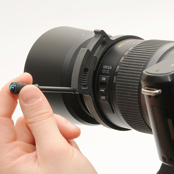 Follow Focus & Zoom DSLR Lens Manual Shifter Kit Foton F-Ring 105 - 111.5 mm